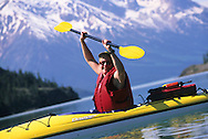 Kayaking in Atlin, BC, which is only a 2-hour drive from Whitehorse.<br /> <br /> NOT IN YOUR BUDGET? Contact Cathie for a price specific to your project.