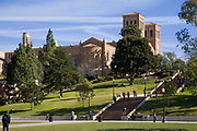 Royce Hall, UCLA, Westwood, Los Angeles, California, USA