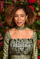 Sophie Okonedo attending the Evening Standard Theatre Awards 2018 at the Theatre Royal, Drury Lane in Covent Garden, London