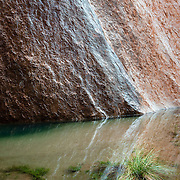 Kantju Gorge at Uluru