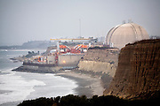 The San Onofre Nuclear Generating Station in California.