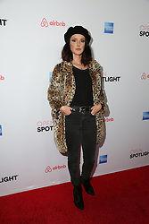 LOS ANGELES, CA - NOVEMBER 19: Celebrities attend the 3rd Annual Airbnb Open Spotlight at Various Locations on November 19, 2016 in Los Angeles, California. 20 Nov 2016 Pictured: Shenae Grimes. Photo credit: @parisamichelle / MEGA TheMegaAgency.com +1 888 505 6342