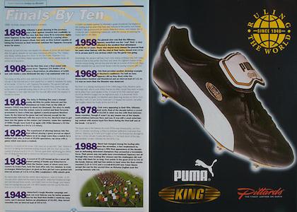 All Ireland Senior Hurling Championship - Final, .13.09.1998, 09.13.1998, 13th September 1998, .13091998AISHCF,.Senior Kilkenny v Offaly, .Minor Kilkenny v Cork,.Offaly 2-16, Kilkenny 1-13,..Puma King,