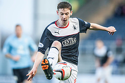 Falkirk's Conor McGrandles.<br /> Falkirk 2 v 0 Dundee, Scottish Championship game at The Falkirk Stadium.<br /> © Michael Schofield.