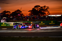 March 13, 2019 - Sebring, Etats Unis - 17 SMP RACING (RUS) BR ENGINEERING BR1 AER LMP1 STÉPHANE SARRAZIN (FRA) EGOR ORUDZHEV (RUS) SERGEY SIROTKIN  (Credit Image: © Panoramic via ZUMA Press)