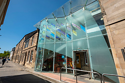 The John Grey Centre ( Library, Museum, Archive) in Haddington, East Lothian, Scotland, UK