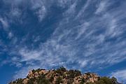 Cochise Hideout Mountains Arizona USA