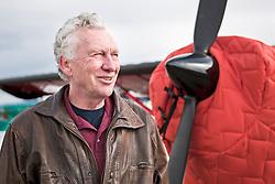 Pilot Andy Williams, Whitehorse, Yukon