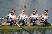 "Rio de Janeiro. BRAZIL.   GBR LM4-. Semi Final A/B. Bow Chris BARTLEY, Mark ALDRED, Jonno CLEGG and Peter CHAMBERS. 2016 Olympic Rowing Regatta. Lagoa Stadium,<br /> Copacabana,  ""Olympic Summer Games""<br /> Rodrigo de Freitas Lagoon, Lagoa.   Tuesday  09/08/2016 <br /> <br /> [Mandatory Credit; Peter SPURRIER/Intersport Images]"
