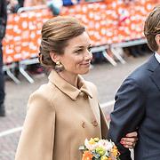 NLD/Amersfoort/20190427 - Koningsdag Amersfoort 2019, Prins Friso en Prinses Aimee