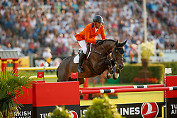 Houtzager Marc, NED, Sterrehofs Baccarat<br /> CHIO Aachen 2018<br /> © Dirk Caremans<br /> 19/07/2018