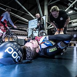 27-12-2017: Wielrennen: NK Baan: Alkmaar