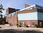 Wyvern theatre building, Swindon, Wiltshire, England, UK opened 1971 architects Casson, Conder and Partner