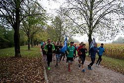 Priprave na Ljubljanski maraton 2017, on October 7, 2017 in Koseze, Ljubljana, Slovenia. Photo by Urban Urbanc / Sportida