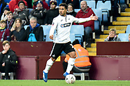 Swansea City midfielder Wayne Routledge (15) looks for options during the The FA Cup 3rd round match between Aston Villa and Swansea City at Villa Park, Birmingham, England on 5 January 2019.