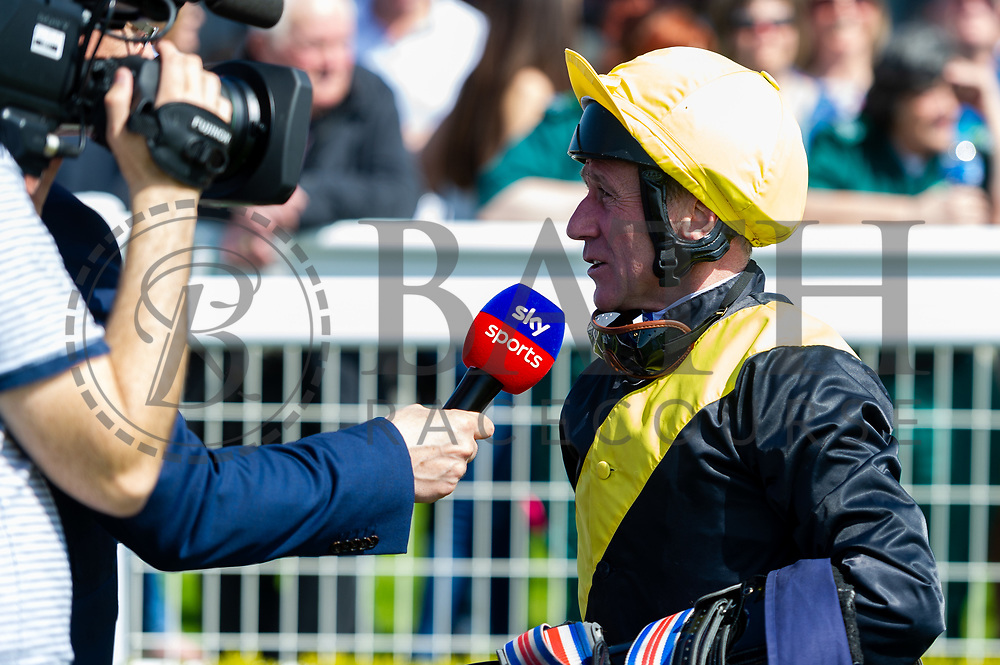 J F Egan  - Ryan Hiscott/JMP - 19/04/2019 - PR - Bath Racecourse- Bath, England - Race 1 - Good Friday Race Meeting at Bath Racecourse