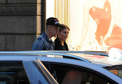 Milan, Krzysztop Piatek luxury shopping with Paulina Procyk Milan and Poland national striker KRZYSZTOP PIATEK -24 years in July, the new idol of all the Rossoneri fans, arrives downtown in the evening, and trying to disguise themselves with a glance towards the bass and a hat on the head not to be recognized, enters the prestigious jewelry store in Via Verri. Together with him, the girlfriend PAULINA PROCYK of 27 years, a lawyer profession with great passion for fashion and influencer, his partner for 5 years, and a couple of friends. After going upstairs to buy a valuable watch, Piatek and Paulina, they come down after more than an hour, and not to be photographed come out from another door- Krzysztop Piatek and Paulina Procyk feeling safe they hug each other and go up on a taxi to go home.
