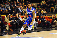 Da Sean Butler  - 29.11.2014 - Lyon Villeurbanne / Chalon Reims - 10e journee Pro A<br /> Photo : Jean Paul Thomas / Icon Sport