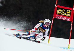 DANIOTH Aline of Switzerland competes during the 6th Ladies'  GiantSlalom at 55th Golden Fox - Maribor of Audi FIS Ski World Cup 2018/19, on February 1, 2019 in Pohorje, Maribor, Slovenia. Photo by Vid Ponikvar / Sportida