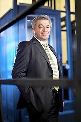 O presidente da LGTECH, Lauro Galdino na sede da indústria, em Guaíba, Rio Grande do Sul. FOTO: Jefferson Bernardes/Preview.com