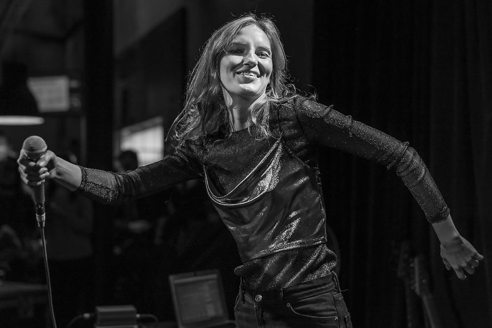Icelandic electro-pop artist ROKKY at Iceland Airwaves