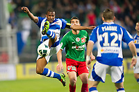 FOOTBALL - FRENCH CHAMPIONSHIP 2010/2011 - L2 - ES TROYES v CS SEDAN - 1/04/2011 - PHOTO GUILLAUME RAMON / DPPI - ERIC MARESTER (TROYES)