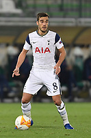 RAZGRAD, BULGARIA - NOVEMBER 05: Harry Winks of Tottenham in action against during the UEFA Europa League Group J stage match between PFC Ludogorets Razgrad and Tottenham Hotspur at Ludogorets Arena on November 5, 2020 in Razgrad, Bulgaria. (Photo by Alex Nicodim/MB Media)