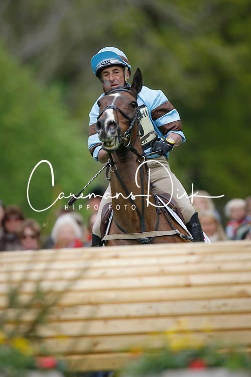 "Bouvier Bruno (FRA) - Harry<br /> ""The Mitsubishi Motors Badminton Horse Trials""<br /> CCI**** Badminton 2009<br /> Foto @ Hippo Foto"