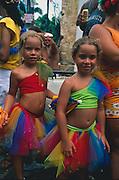 Photographs from the 2001 Carnaval in Olinda, Brazil