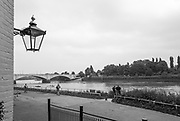 Mortlake/Chiswick. Greater London. London. 2017 Chiswick Bridge and Tideway Scullers School Boathouse.  Bourne Regatta At Chiswick Bridge   Course, Runs from and to Mortlake Anglian and Alpha Boathouse, dependent on the Tide Direction. Chiswick.  River Thames. <br /> Saturday  06/05/2017<br /> <br /> [Mandatory Credit Peter SPURRIER/Intersport Images]