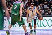 DESCRIZIONE : Eurolega Euroleague 2015/16 Group D Unicaja Malaga - Dinamo Banco di Sardegna Sassari<br /> GIOCATORE : Rok Stipcevic<br /> CATEGORIA : Palleggio<br /> SQUADRA : Dinamo Banco di Sardegna Sassari<br /> EVENTO : Eurolega Euroleague 2015/2016<br /> GARA : Unicaja Malaga - Dinamo Banco di Sardegna Sassari<br /> DATA : 06/11/2015<br /> SPORT : Pallacanestro <br /> AUTORE : Agenzia Ciamillo-Castoria/L.Canu
