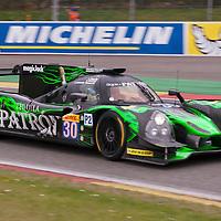 Extreme Speed Motorsports  Ligier JS P2 HPD #30 driven by Scott Sharp / Ryan Dalziel / David Heinemeier-Hansson, WEC 6 Hours of Spa-Francorchamps 2015