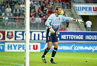 Fotball<br /> Frankrike 2004/05<br /> Rennes v Nantes<br /> 21. august 2004<br /> Foto: Digitalsport<br /> NORWAY ONLY<br /> ANDREAS ISAKSSON (REN)