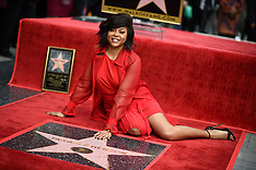 Taraji P. Henson Honored With A Star on The Hollywood Walk Of Fame - 28 Jan 2019