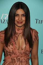 April 19, 2017 - New York, New York, U.S. - Actress PRIYANKA CHOPRA attends the Tiffany & Co. and Harper's Bazaar 150th Anniversary Event held at the Rainbow Room. (Credit Image: © Nancy Kaszerman via ZUMA Wire)