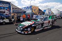 Hot Rod at NHRA U.S. Nationals at O'Reilly Raceway Park, Indianapolis, Indiana