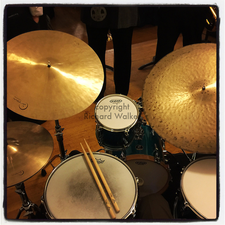 2016, Richard Walker, Seattle, WA, USA, Instagram, Apple, phone, iPhone, app, drums, music, set, Dream, cymbal, drum stick, Ziljdian, Hi Hat, snare, percussion, Remo, Evans, perform, jazz, October, Sonor, kit,