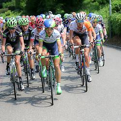 27-05-2016: Wielrennen: Boels Rental Classic: Valkenburg  <br />VALKENBURG (NED) wielrennen<br />de klim Schweiberg
