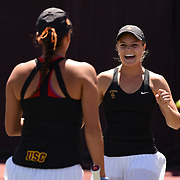 USC Men's & Women's Tennis v UCLA