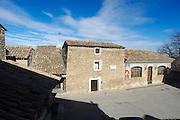Spanje, Fuendetodos, 10-2-2005Fuendetodos was de geboorteplaats van de schilder Goya. Dit is zijn geboortehuis.Foto: Flip Franssen/Hollandse Hoogte