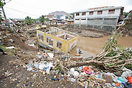 FLOODS IN NORTH SULAWESI