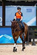 Training Eventing - Tryon 2018