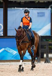 Naber-Lozeman Alice, NED, Harry Belafonte<br /> World Equestrian Games - Tryon 2018<br /> © Hippo Foto - Sharon Vandeput<br /> 11/09/2018