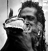 Old Rasta - Port Antonio - Teach