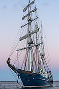 SS Mary Anne<br /> Black Turtle Cove, Santa Cruz Island<br /> GALAPAGOS<br /> Ecuador, South America