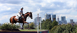 File photo dated 30-07-2012 of Great Britain's Zara Phillips riding High Kingdom on the cross country course during The Eventing at Greenwich Park.
