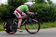 UK, Chelmsford, 28 June 2009: KEVIN DARRAGH (V) API METROW completed the E9 / 25 course in 1 hour 7 mins 37 secs. Images from the Chelmer Cycle Club's Open Time Trial Event on the E9 / 25 course. Photo by Peter Horrell / http://peterhorrell.com .