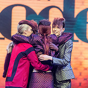 NLD/Amsterdam/20161025 - finale Holland Next Top model 2016,