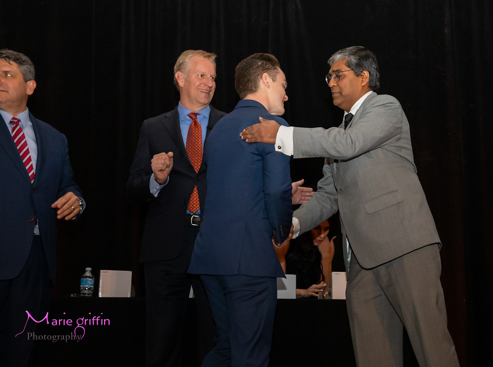 Xactly Corporation award ceremony at the Westin in Westminster, CO on Feb. 12, 2019.<br /> Photography by: Marie Griffin Dennis/Marie Griffin Photography<br /> mariegriffinphotography.com<br /> mariefgriffin{@}gmail.com
