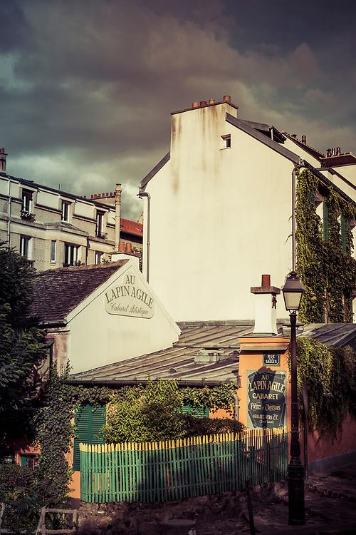 Au Lapin Agile, Montmartre, Paris